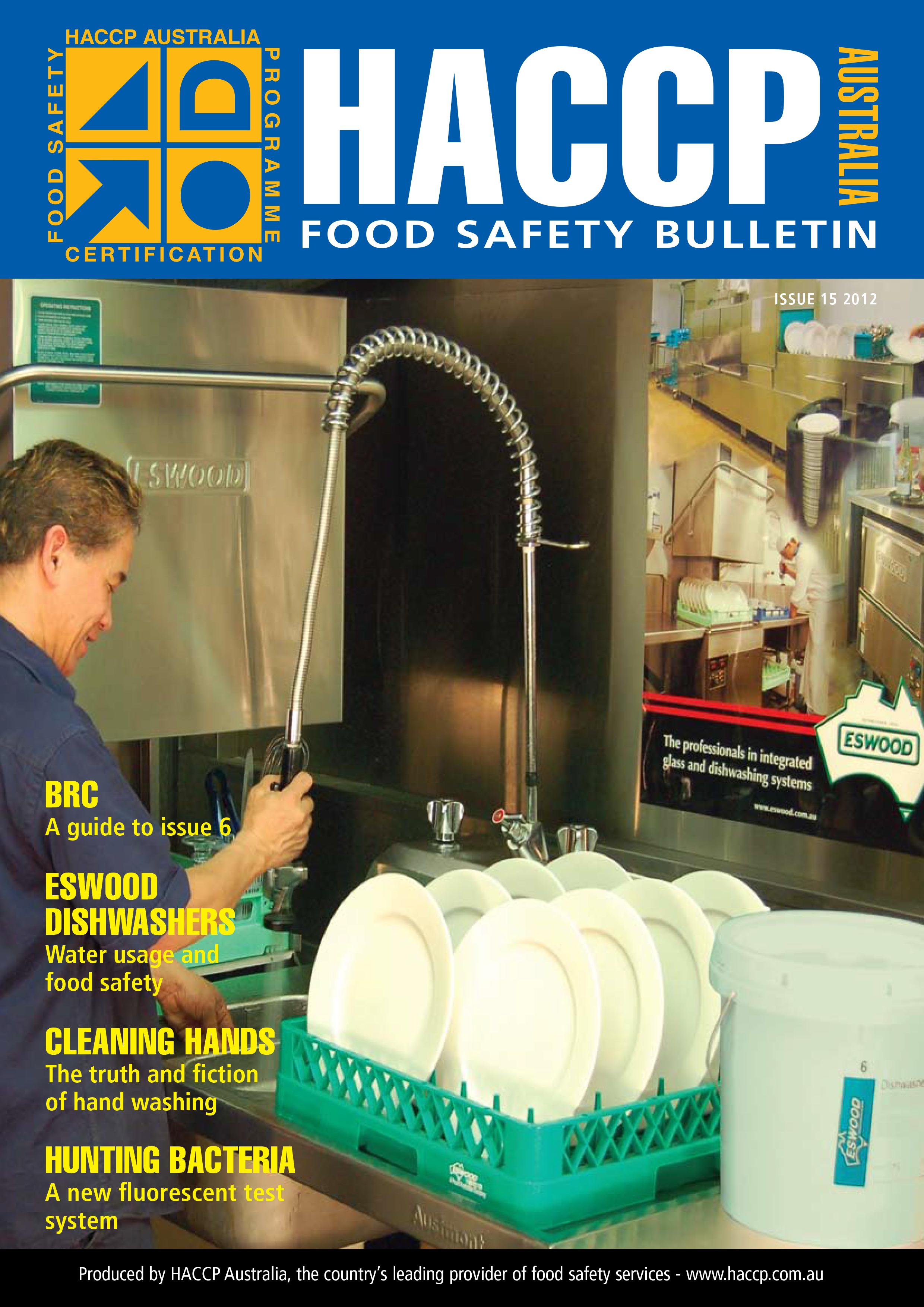 Bulletins – HACCP Australia